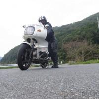 岡山早朝バイクです。