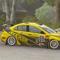 DiRT Rally ダートデイリーライブ(三菱Lancer ドイツ)