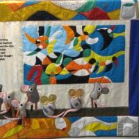 第16回東京国際キルトフェスティバル ―布と針と糸の祭典  絵本の世界 1