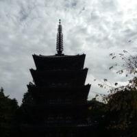 醍醐寺の五重の塔