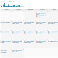 2017 Feb Training log