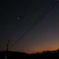 夕焼け空 by 空倶楽部 ...といってもほとんど夜ですが(汗