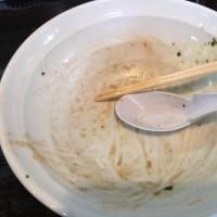 東千葉の濃麺海月のラーメンウォーカー千葉2016限定第三弾はオマールまぜそば