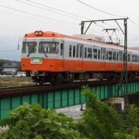 モハ10形リバイバル塗装電車