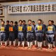 第68回茨城県消防ポンプ操法競技大会県西地区大会出場に伴う結団式を開催