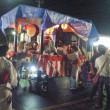祇園祭りのお囃子