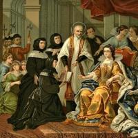 高貴な人たちに適任の聖職者は  聖ヴィンセンシオ・ア・パウロ