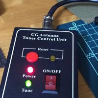 CG-3000 オートアンテナチューナー