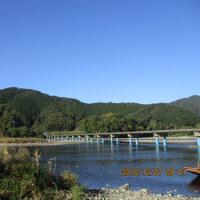 佐田沈下橋、桂浜、我が家へ