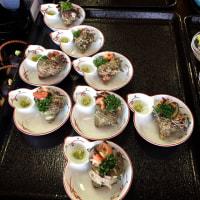 イクラに鰻、蟹、サザエ 他にも沢山  新鮮なお刺身食べ放題