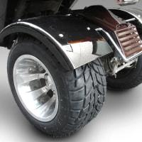 ジャイロキャノピー ジャイロX バギータイヤ用オーバーフェンダー