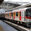 山陽電車6000系を撮影~甲子園駅にて_17/07/14