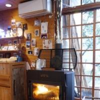 大田口カフェにて