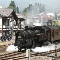 蒸気機関車運行