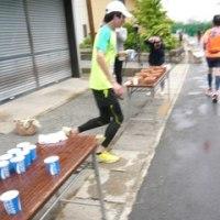 チョット!本気で10k頑張りました。!!第41回寒河江さくらんぼマラソン