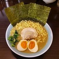 ラーメン+味付玉子@横浜らーめん 六七家