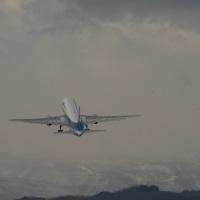 飛行機の写真でリフレッシュ