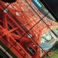 おのぼりさん (笑) @東京タワー