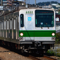 小田急多摩線を行く、東京メトロ6000系