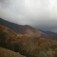 11月20日御池岳へ