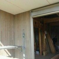 N様邸新築工事-外壁サイディング-