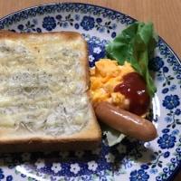 お昼ご飯と朝ご飯
