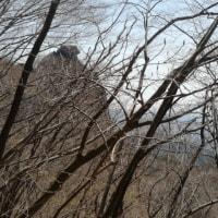 子持山登山と景鶴山の計画