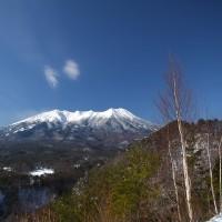 17年1/19~九蔵峠~今日の御嶽山