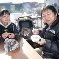 焼いもと豚汁の会(参加者のスナップ編)