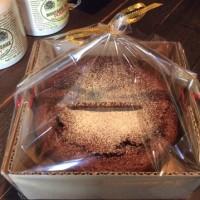 昨日のバースデーケーキ