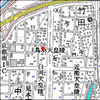 城南宮周辺 天皇陵  2017.02.22