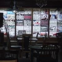 daigo café に展示中です  ~ホロス~