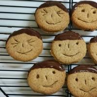 クッキーも作りました
