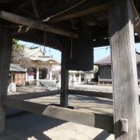 鎌倉街道上道は横浜市内にも立派に残っていました