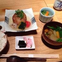 京都にてランチ
