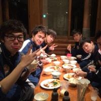 Xコース合宿  食事