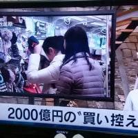 2000億円買い控え