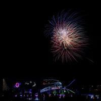速報:2016 イルミネーションフェスティバル花火