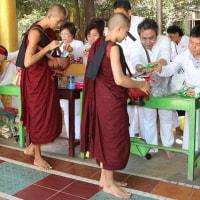 ミヤンマー チャッカワイン僧院 4