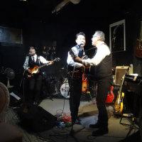 THE STARKEY/バークレイ1月ライブ(満員御礼のお年玉!)