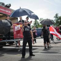 ドイツ憲法裁、ネオナチ政党NPDの非合法化を却下。