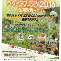 JAPAN vs SCOTLAND  in TOYOTA+ベルブリッツvsチーターズ