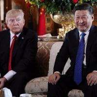 米中会談中にシリア攻撃…世界騒然 トランプ氏、北朝鮮増長許した習氏を恫喝 笑顔なし、強い不満も
