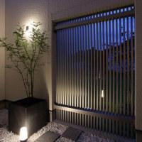 中庭のある暮らしをデザインすると視界の広がりにも意味が生まれて・・・・風景を左右する趣も生まれますよね、そして大切な暮らしの空間を要素整理しつつ空間に緩やかさと余白を・・・・・・眺めを楽しむ。