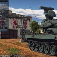 87式高射自走砲