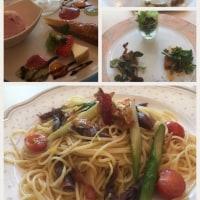 縮景園を臨む庭園レストラン