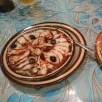家族でモロッコスペイン料理