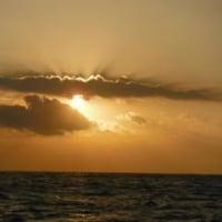 12月7日 西風の白波