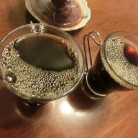 日曜日の夜珈琲『タンザニアアデラ』80gでドリップ珈琲、と実験追加ドリップも‼‼‼ @ おやじボクサー