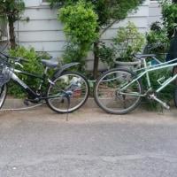 ゆう君の自転車